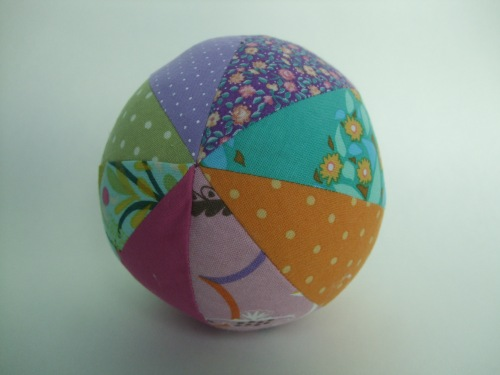 Purl Bee Fabric Beach Ball
