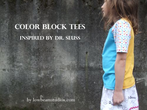 ColorBlockTees